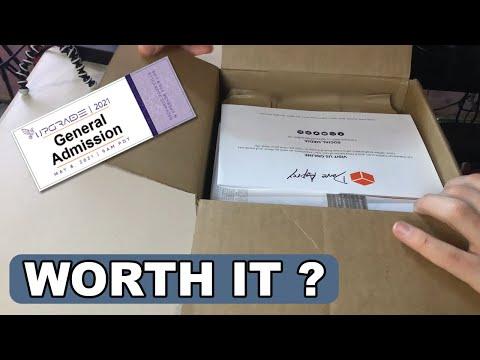 Dave Asprey Box LTD [ 2021 Biohacking Conference Box ]