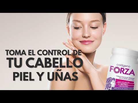 Batido de Colágeno Forza con Biotina y Resveratrol 💅💁🏻♀️💁🏻♂️