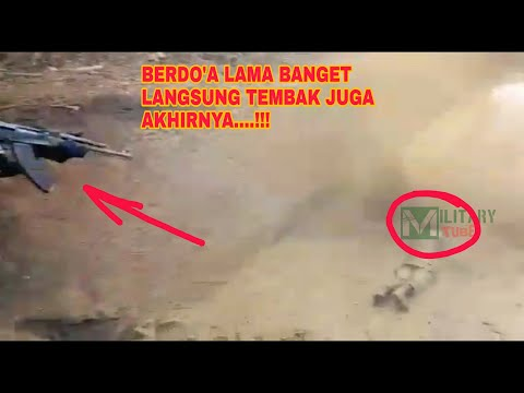Dopper TNI terbaru, Siswa Kamu Berdo'a Lama Sekali…!!!