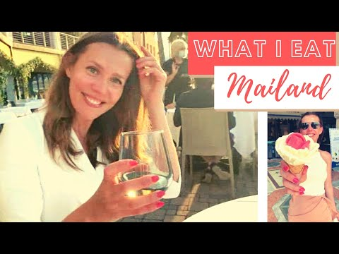 WHAT I EAT in MAILAND ▶▶ TRAVEL VLOG & FOOD DIARY ▶ Full Day of Eating Italien   Ernährung im Urlaub
