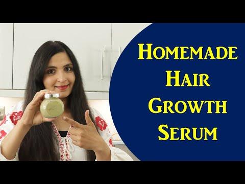 Biotin Hair Growth Serum/ Stop Hair Loss (Women & Men)/ Get Thick Strong Hair/ Natural Serum