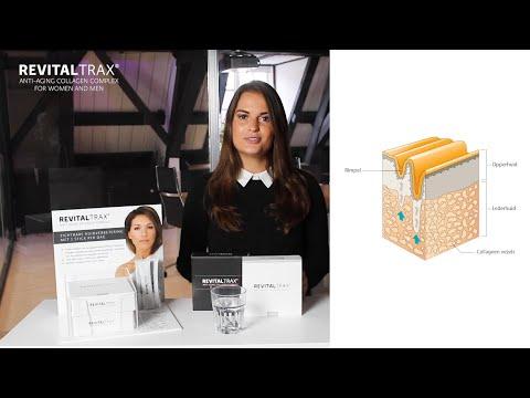 RevitalTrax Anti-Aging Collagen Complex, zichtbare huidverbetering met 1 stick per dag!