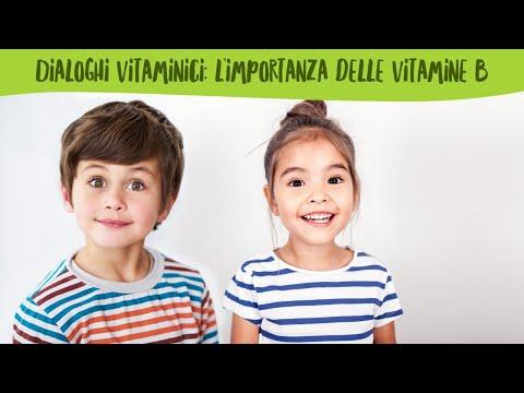 Dialoghi Vitaminici: l'importanza delle Vitamine B