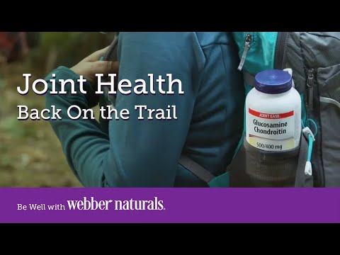 Glucosamine Chondroitin – Natural Solution for Joint Pain