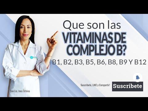 Waar dient complex B voor? Vitamine B1 | Vitamine B6 | vitamine B12