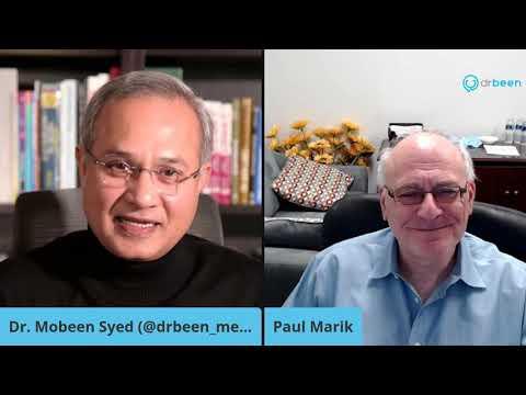 Dr. Paul Marik Discusses Ivermectin and Vitamin D