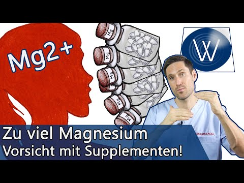 Overdosis magnesium: gevaren van onwetendheid en overdosis magnesiumtabletten