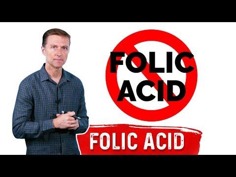 Avoid Folic Acid & Take Folate (as methylfolate) – Folic Acid vs Folate   Dr.Berg