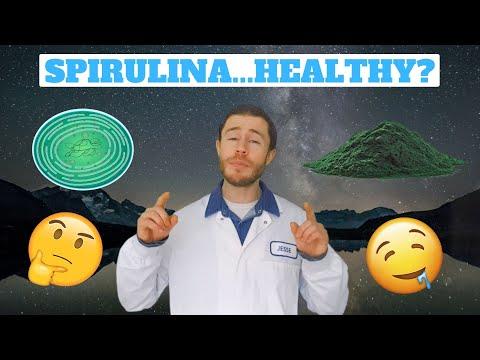 Is Spirulina Good For You?
