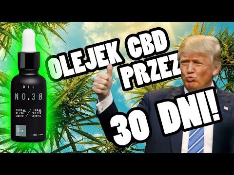 Olejek CBD przez 30 dni – EFEKTY