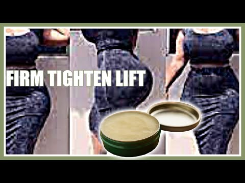HOW TO MAKE FIRMING LIFTING CREAM