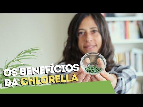 Chlorella. Bom mesmo? #Ep 126