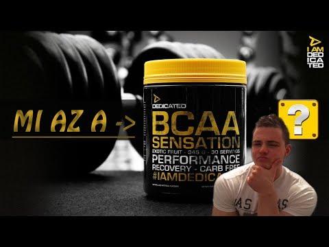 Amit a BCAA-ról tudni kell • MI AZ A BCAA? •  Szedése & Hatása  • AMINOSAV ALAPOK