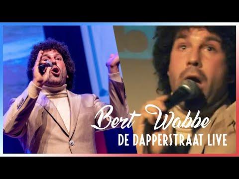 Bert Wabbe – De Dapperstraat LIVE!
