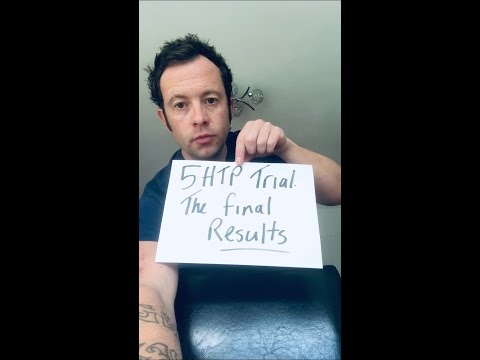 5-HTP Trail: the final results.