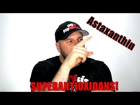 Astaxanthin das Überantioxidans?!