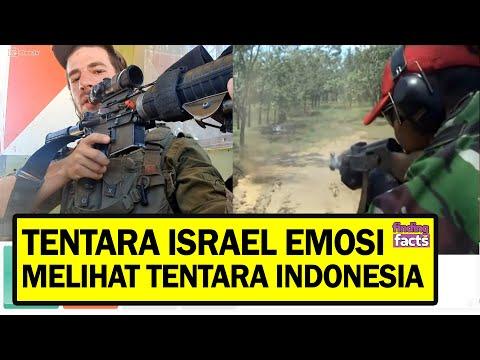 BIKIN EMOSI! Reaksi Tentara Israel Melihat Dopper TNI Kopassus – Ome TV Internasional