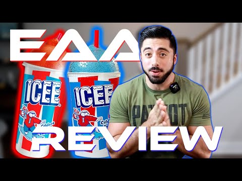 BCAA SUPPLEMENT REVIEW – Axe and Sledge THE GRIND – ICEE