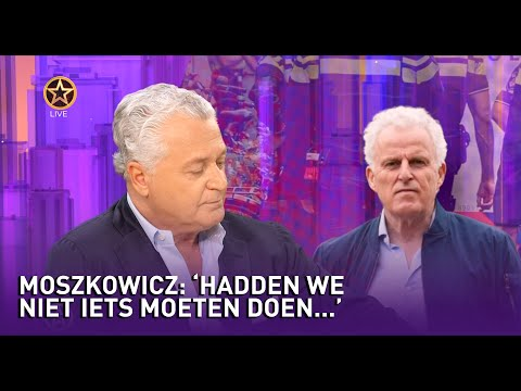 Bram Moszkowicz diep geëmotioneerd om aanslag Peter R. de Vries | SHOWNIEUWS