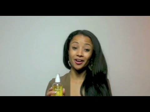MOGAD'OR PURE MOROCCAN ARGAN OIL for HAIR, SKIN & NAILS REVIEW How to use