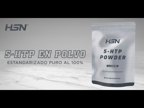 5-HTP en Polvo | Estandarizado Puro al 100%