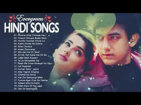 Hindi Melody Songs 💝 Alka Yagnik , Udit Naryan , Kumar Sanu (Super Hit Songs) 80's70's90's old songs