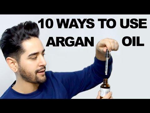 10 WAYS TO USE ARGAN OIL –  Arganic Argan Oil (Grooming and Natural Skin Care) ✖ James Welsh