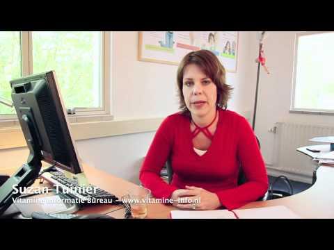 5 Vragen aan het Vitamine Informatie Bureau