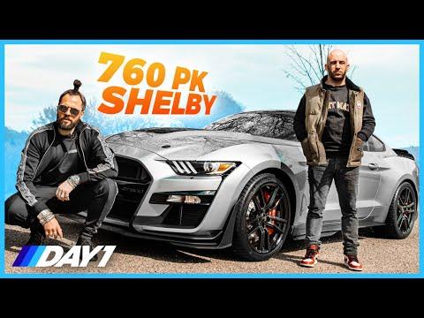 RACEN in de BERGEN met MUSTANG SHELBY | DAILY DRIVER | DAY1