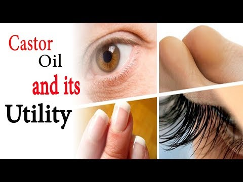 Uses of castor oil   Castor oil and its utility