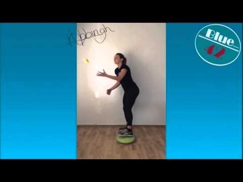Versterken knie en enkel oefening 10 beginner