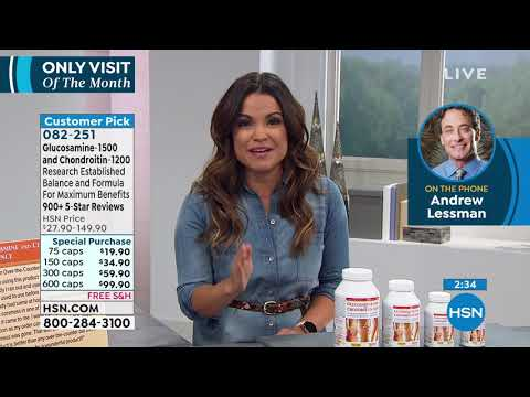 Glucosamine en chondroïtine 75 capsules