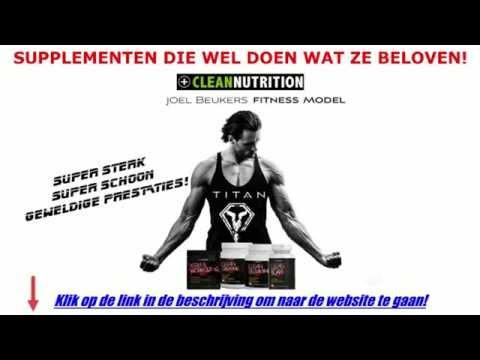 Voedingssupplementen bodybuilding