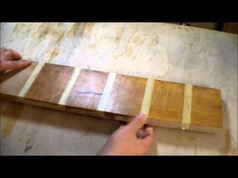 Oil Finish Comparison – woodworking