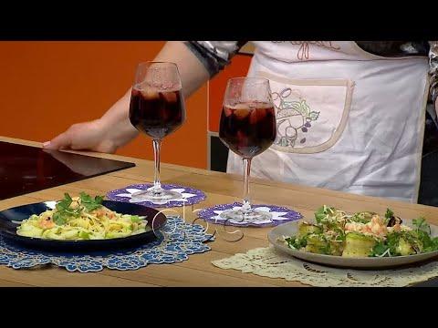 Vere e kuqe me fruta – Receta nga Florenca Reci | ABC News Albania
