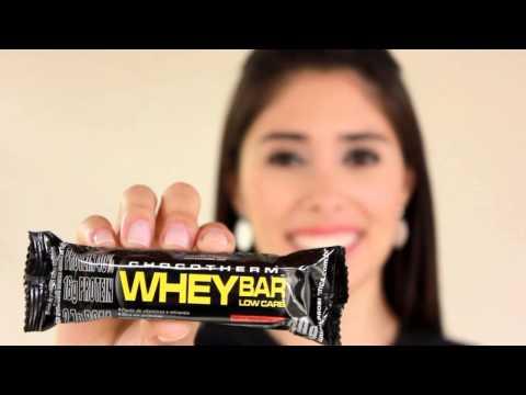 Whey Bar – Low Carb – Probiótica