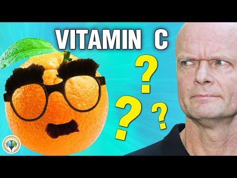 Vitamine C: ascorbinezuur versus natuurlijke vitamine C – Dr. Ekberg