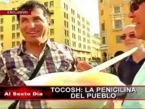 "Penicilina ""del PUEBLO"" TOCOSH LA Magia Probiotica para Prostatitis.-"