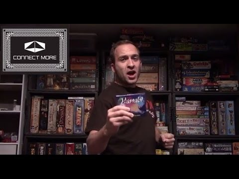 """""""Hanabi"""": AVOID THE RULES by Connect More"""