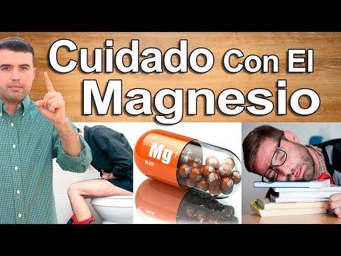 SI NO NECESITAS MAGNESIO TE PUEDE HACER DAÑO – Como Saber Si Puedes Consumir Cloruro  De Magnesio