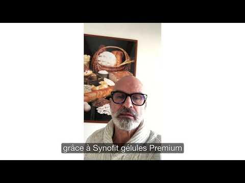 Synofit Premium Avis   Moule a Lèvres Vertes, Curcumine, feuilles de Cassissier & Boswellia