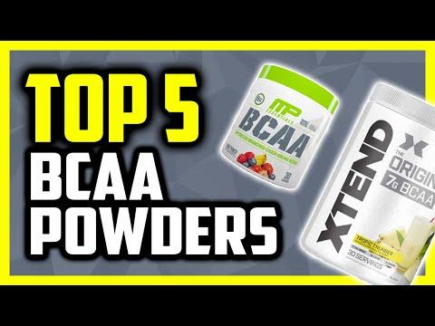 Best BCAA Powders In 2020 (Top 5 Picks To Get Buff)