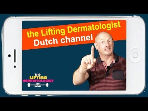The Lifting Dermatologist – Nederlands kanaal – Dutch channel