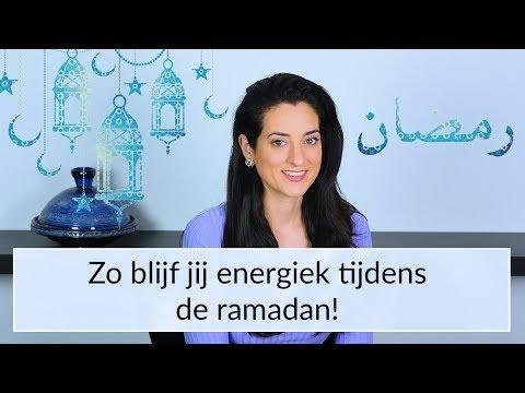 Zo krijg jij extra Energie tijdens het Vasten! – Psycholoog Najla