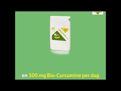 Curcumine Xtra-7Bees Curcumine-Boswellia-Glucosamine – actie mei 2018