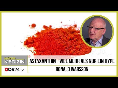 AstaXanthin – viel mehr als nur ein Hype | Naturmedizin |QS24 04.02.2020