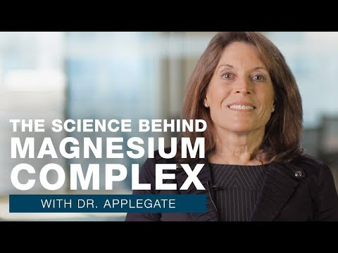 The Science Behind Magnesium Complex with Dr. Applegate