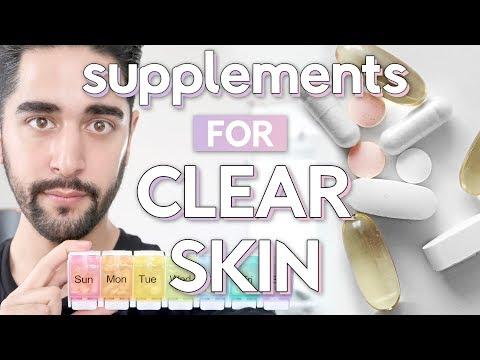 De beste supplementen voor een heldere huid – vitamines, collageen, vitamine C en meer ✖ James Welsh