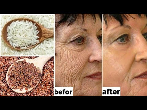 the secret of young Japanese women! anti-aging mask you look 10 years younger than you