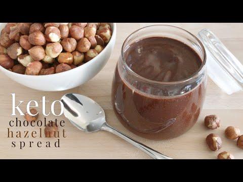 Keto Chocolate Hazelnut Spread
